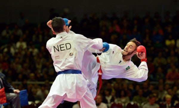 Brose aiming to end poor run of Karate1 Premier League form at home event in Fortaleza