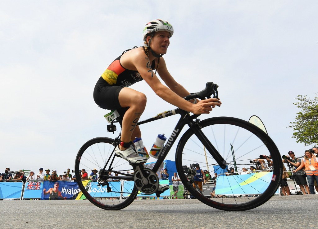 Laura Lindemann built on the experience gained competing at last month's Olympic Games ©Getty Images