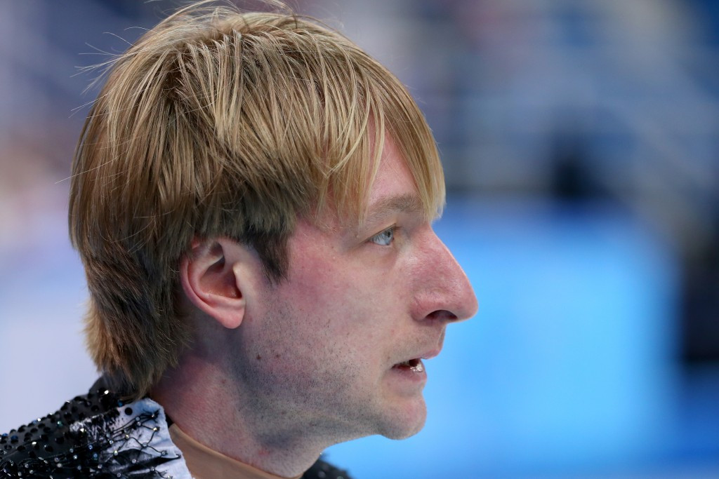 Plushenko to skip 2016-2017 season but plans to compete at Pyeongchang 2018