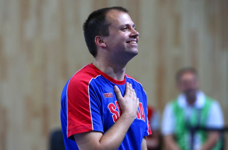 Serbian seals second European Games gold with 50m pistol victory