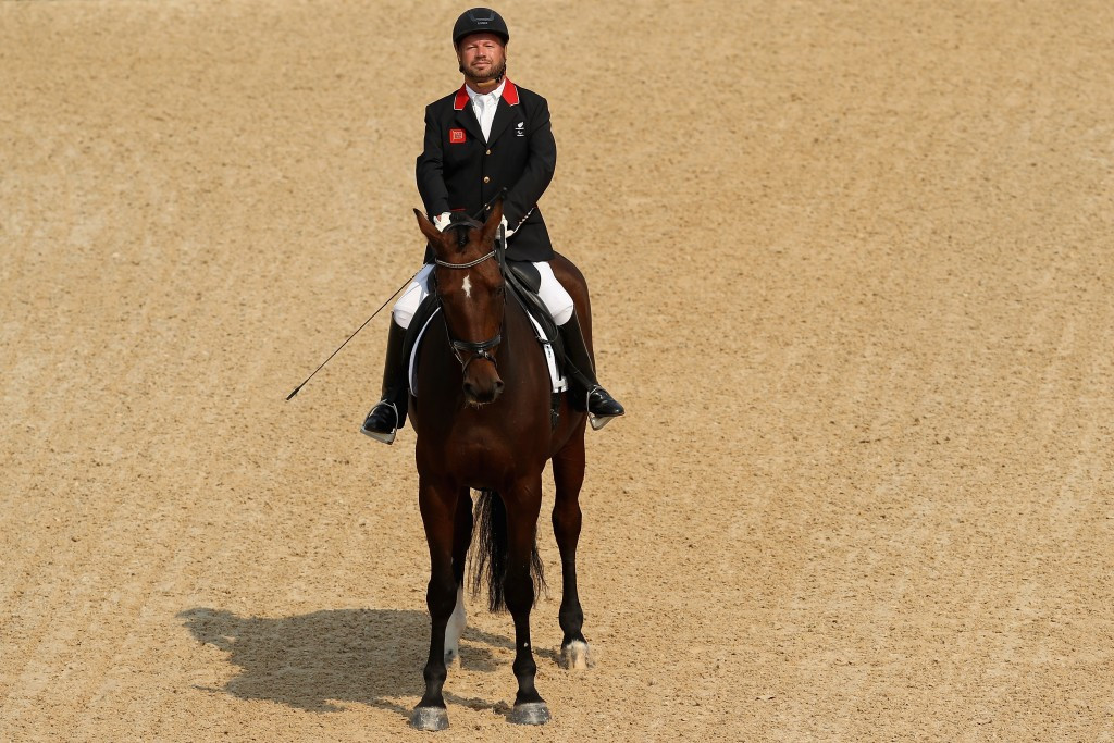 Pearson wins 11th Paralympic dressage gold as Baker and Christiansen sparkle again for Britain at Rio 2016