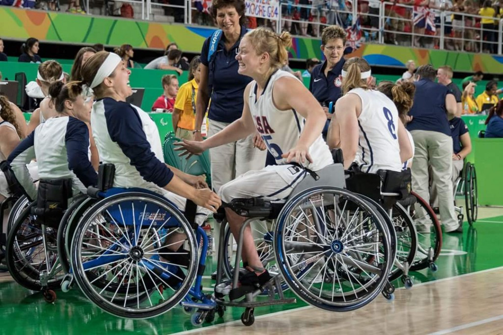 US make amends for London 2012 disappointment by claiming women's wheelchair basketball Paralympic title