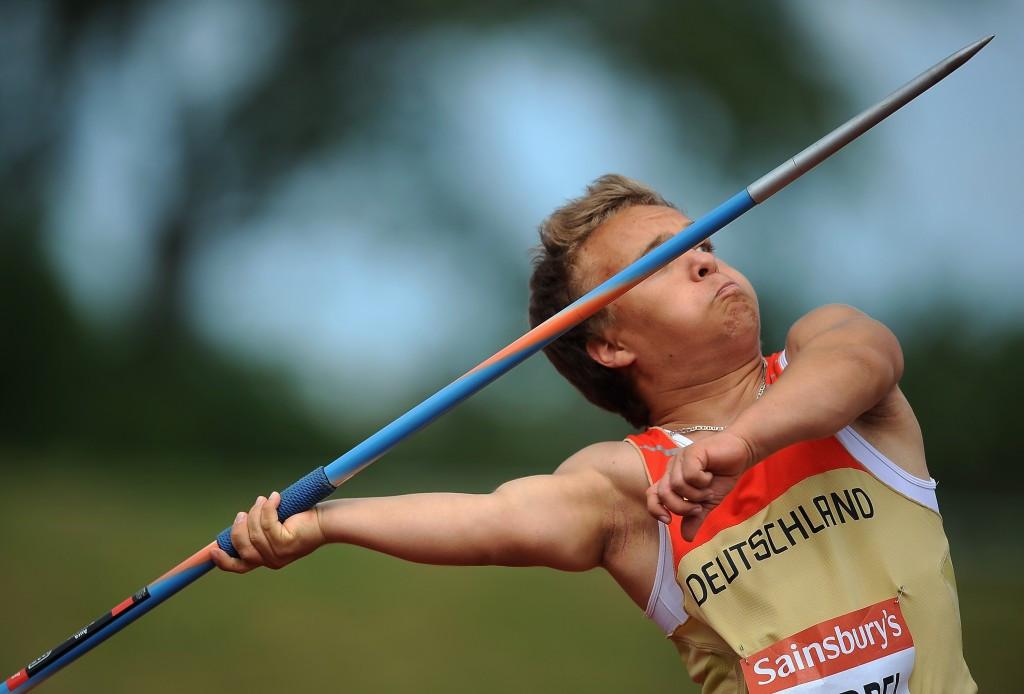 Germany enjoy field events success on opening day of Berlin IPC Athletics Grand Prix