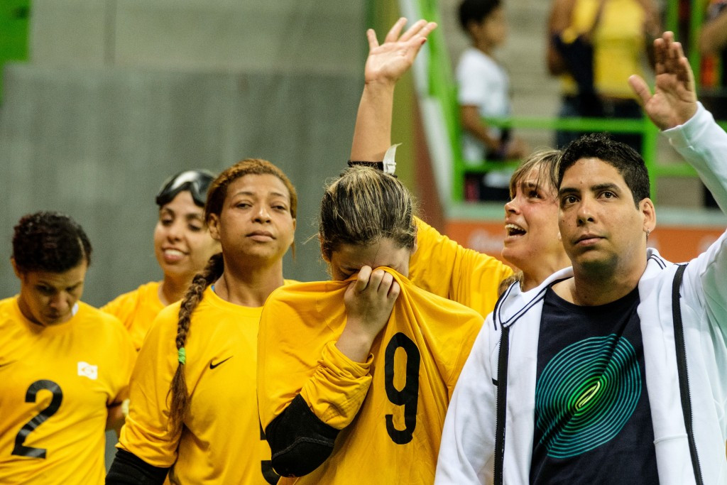 Brazil lost the women's bronze medal match to the United States ©Getty Images