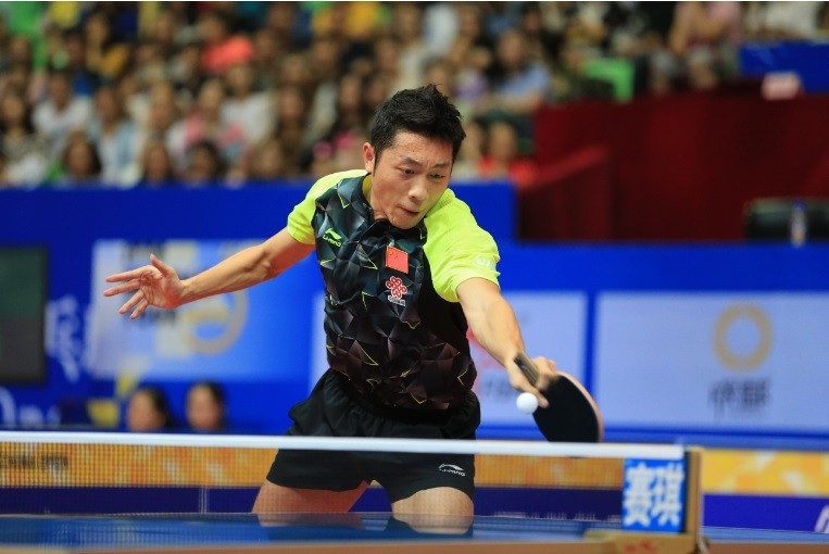 Xu crashes out of ITTF China Open with shock defeat to Wong