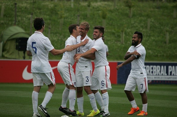 United States come from behind to book place in next round at Cerebral Palsy Football World Championships