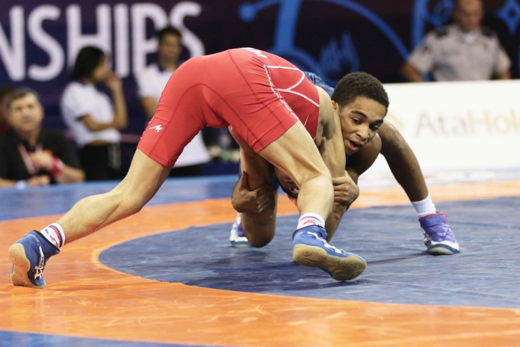 McHenry beats European champion to seal gold at Cadet Wrestling World Championships