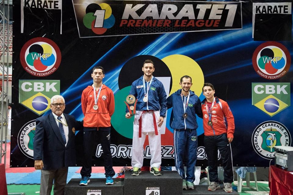 Brose lives up to expectations with first Karate1 Premier League gold of 2016 in Fortaleza