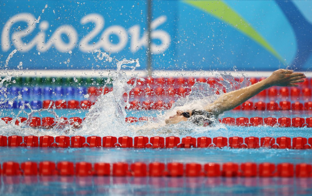 Belarus' Boki crowned most-decorated Rio 2016 Paralympian after claiming sixth swimming gold