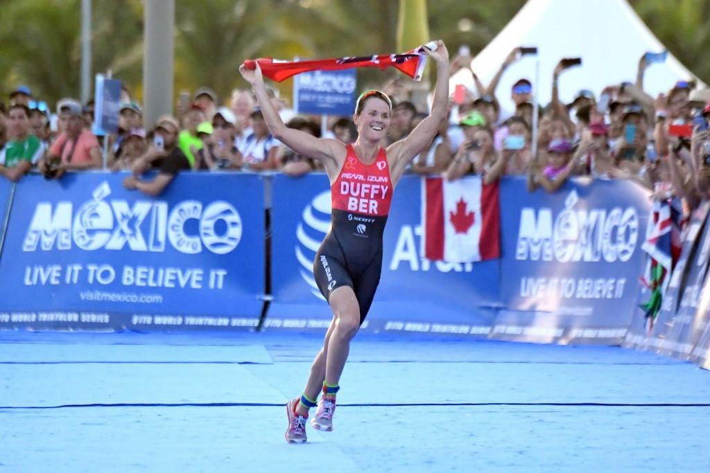 Duffy beat Jorgensen to win ITU World Triathlon Grand Final