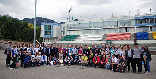 FISU President claims Winter Univiersiade in Almaty will be broadcast in 100 countries