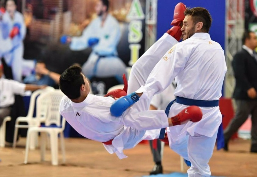 Buchinger justifies favourites tag as Brazil finish at summit of medal standings at Karate1 Premier League in Fortaleza