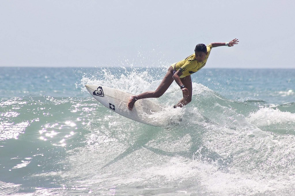 Surfing's Olympic inclusion at forefront of competitors minds at ISA World Junior Surfing Championships