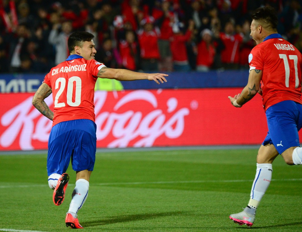 Hosts Chile top Copa América group after trouncing Bolivia
