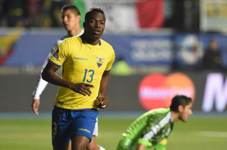 Enner Valencia scored and assisted in Ecuador's 2-1 win against Mexico