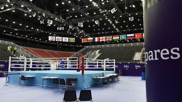 Baku 2015 preparing for final two test events ahead of inaugural European Games