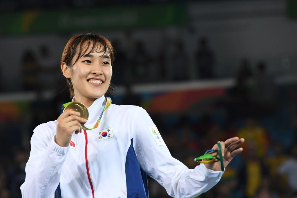 Poor childhood health led South Korea's So-hui Kim to Olympic taekwondo gold