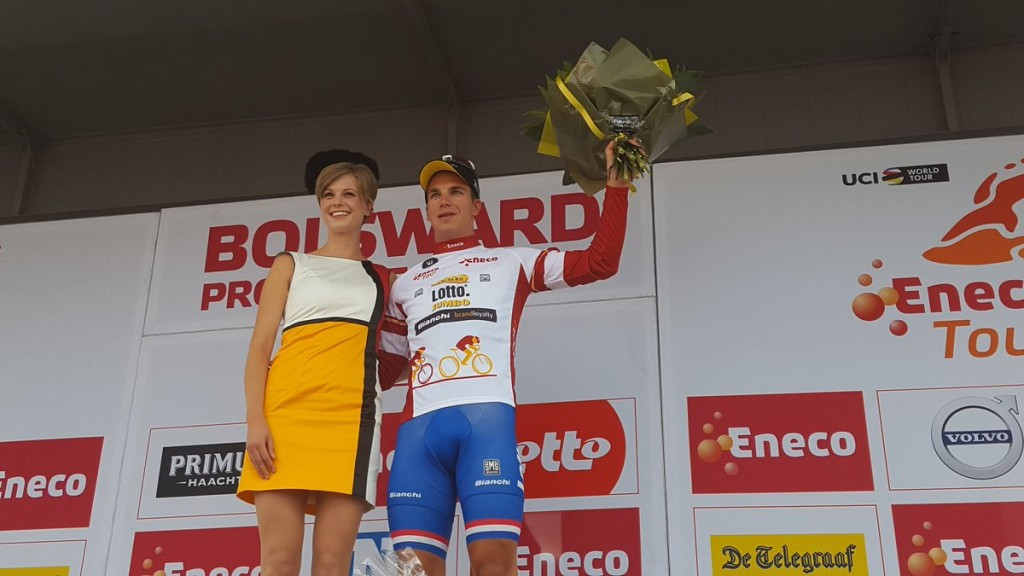 Groenewegen sprints to home victory on opening stage of Eneco-Tour