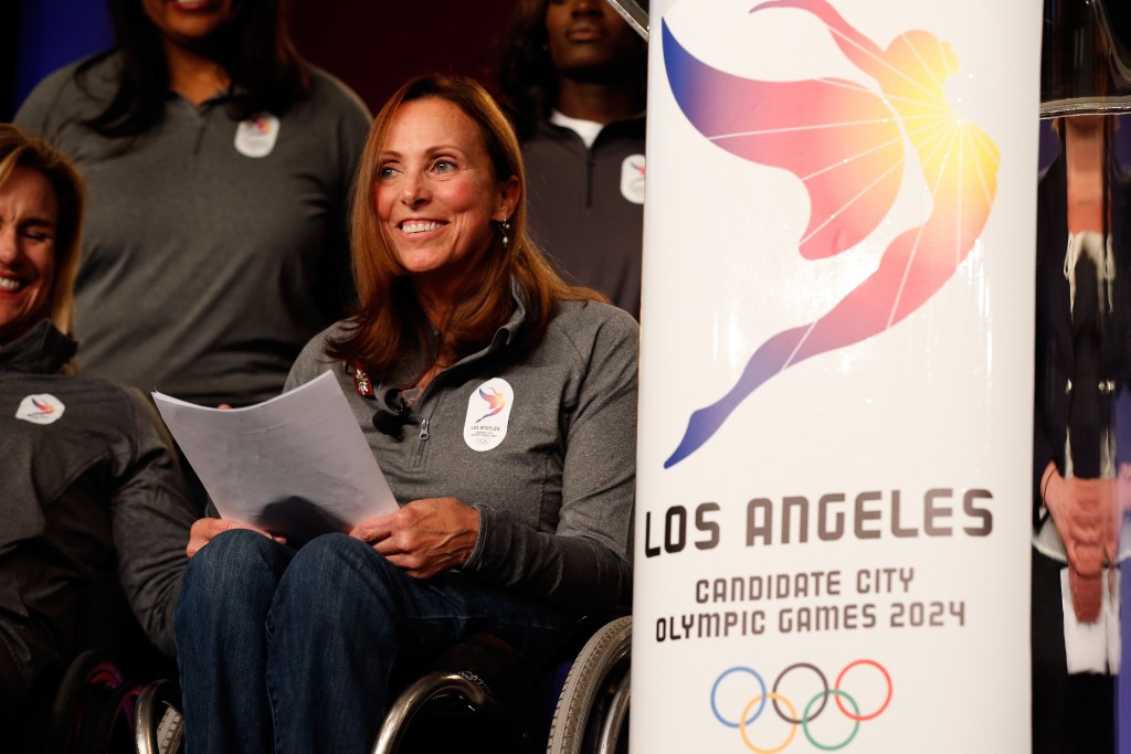 More work needed to raise awareness of Para-sport in United States, says LA 2024 vice-chair