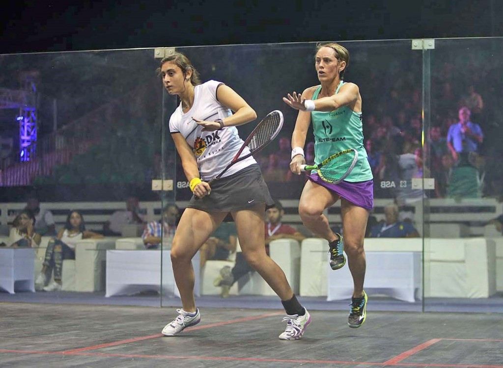 Egypt confirm squash dominance in the shadow of the Great Pyramids