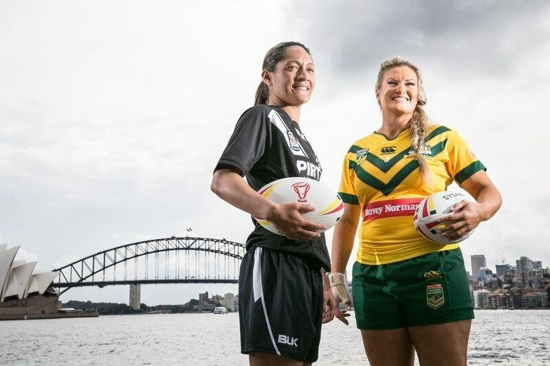 Women's Rugby League World Cup to be held alongside men's tournament for first time