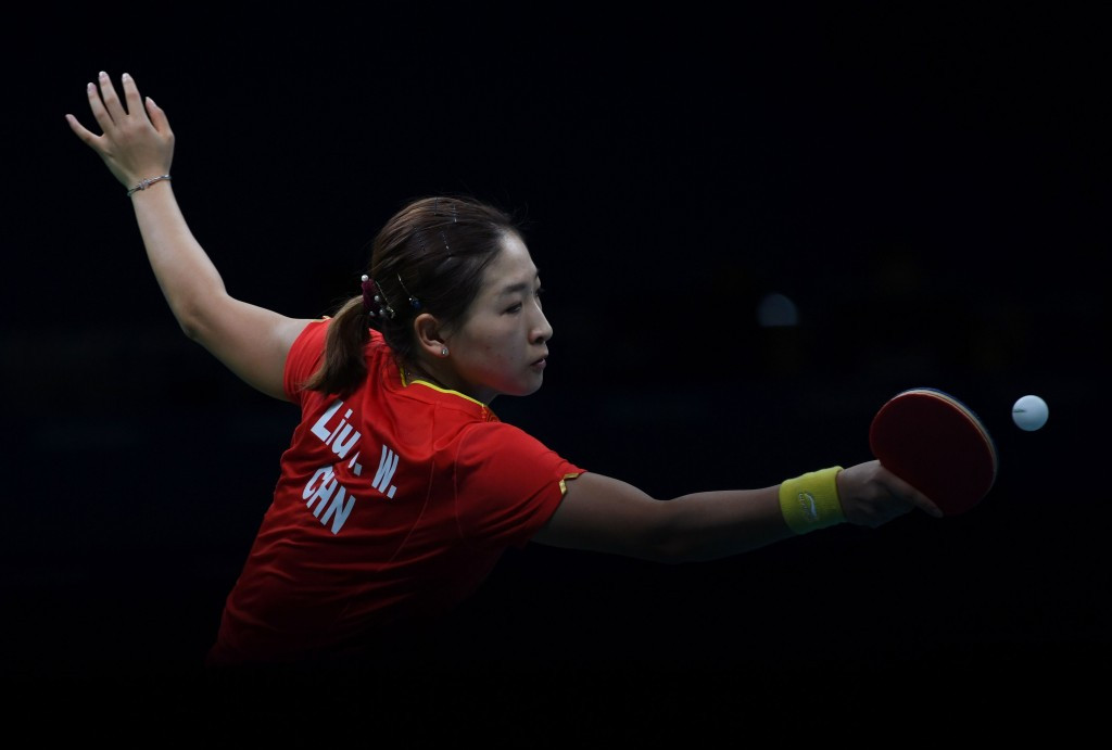 Rio 2016 gold medallist signs for new table tennis club for record fee