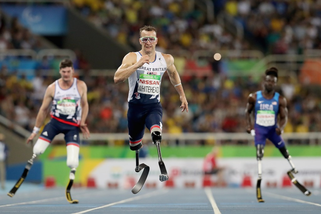 The World Para-Athletics Championships are gearing up to be the last chance to see a number of world-class athletes compete, such as Richard Whitehead ©Getty Images