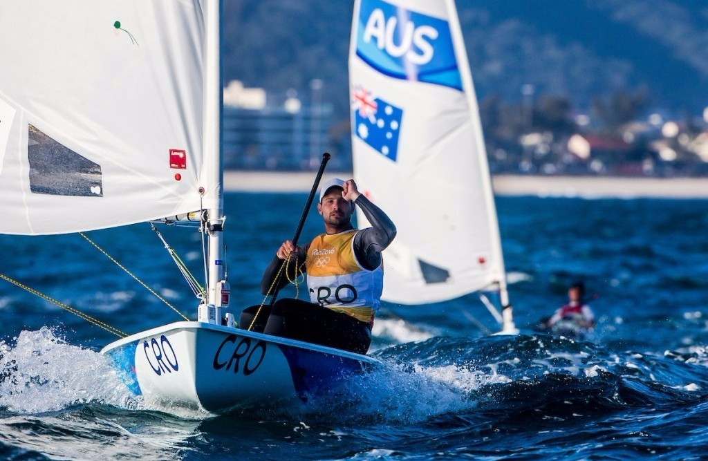 Sailors prepare for first international event post-Rio 2016 in Qingdao