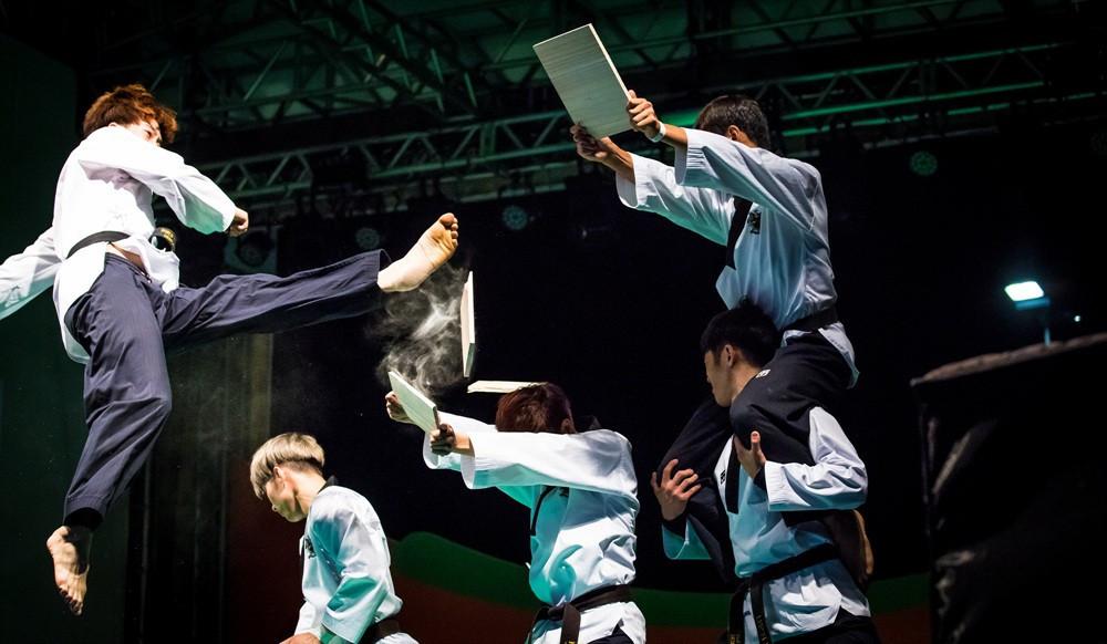 Event in Seoul celebrates taekwondo after Rio 2016 success