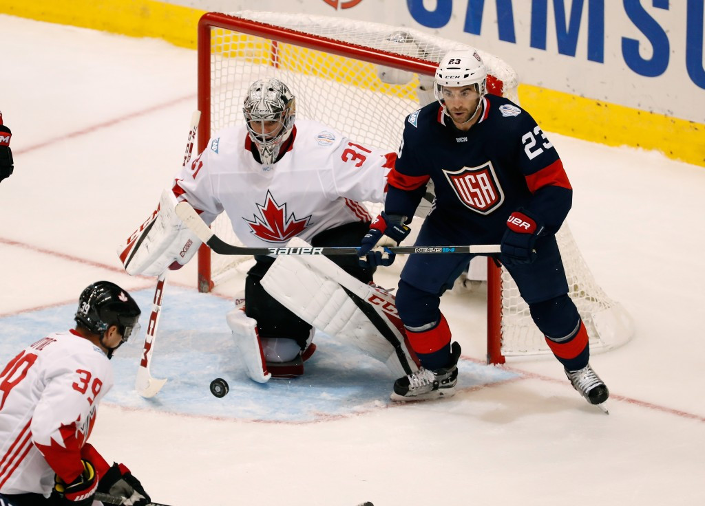 Canada send United States home on their way to last four at World Cup of Hockey