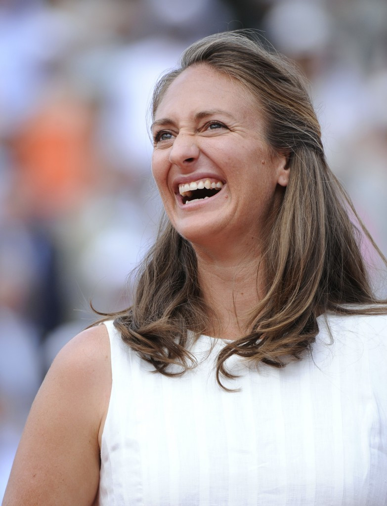Former French player and ITF Board member Mary Pierce has backed the proposed changes ©Getty Images