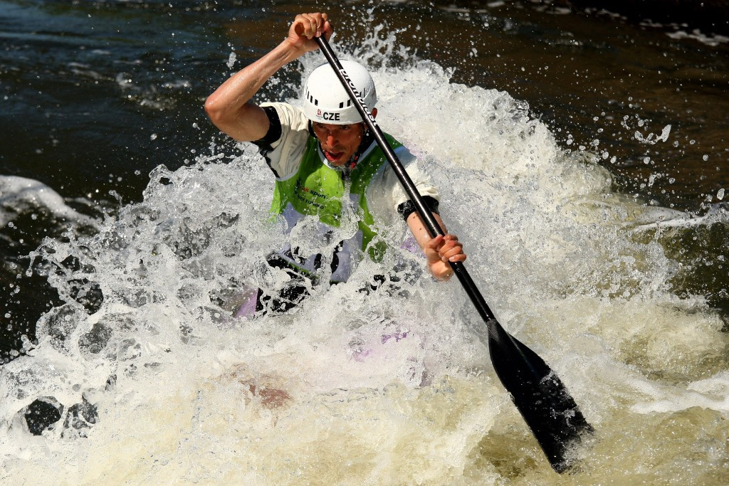Hosts Czech Republic clinch all three golds on opening day of ICF Canoe Slalom World Cup