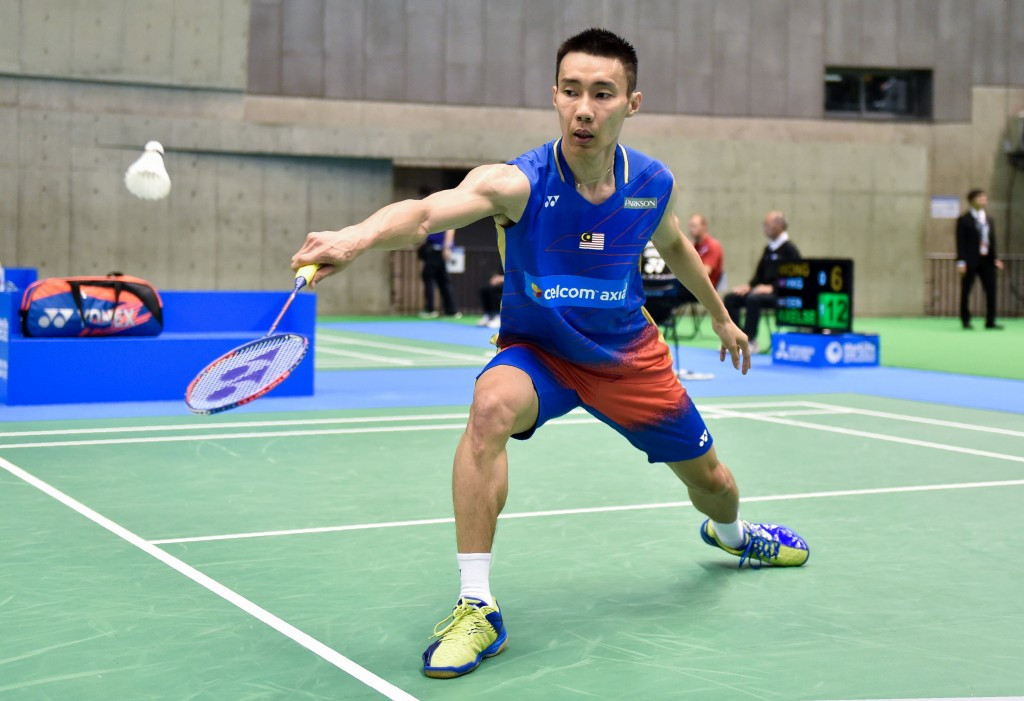 Triple Olympic silver medallist Lee moves into second round of BWF Japan Super Series