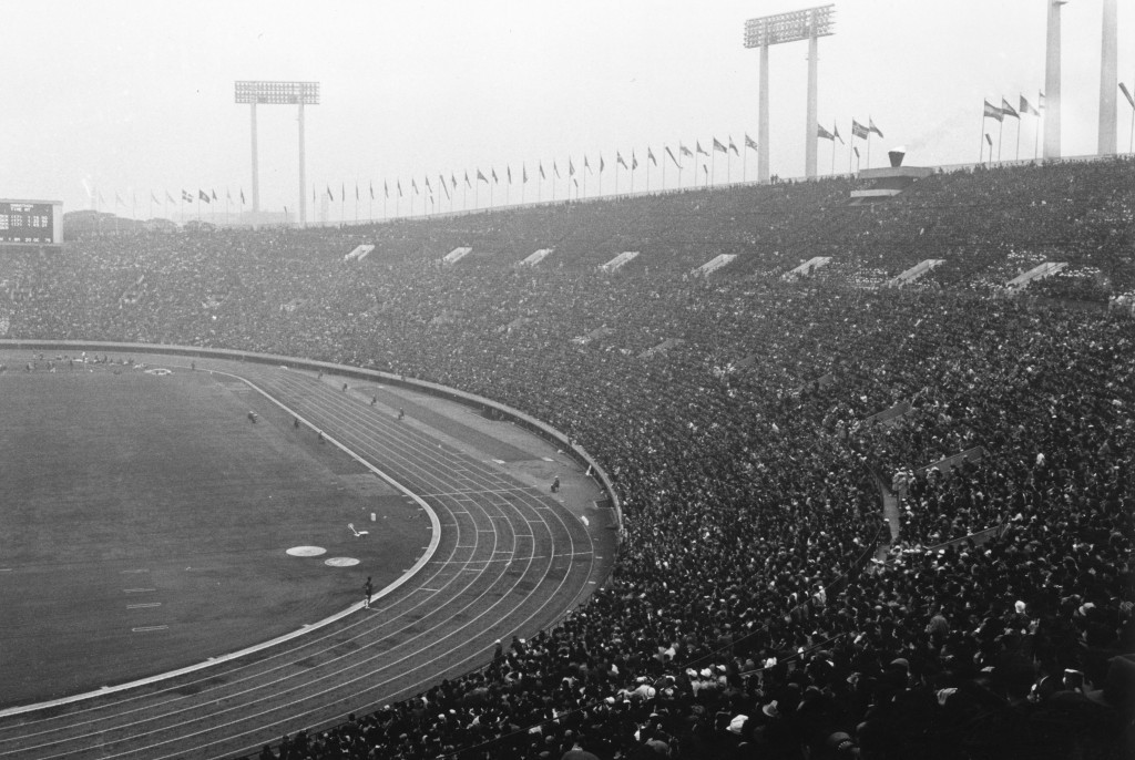 The Tokyo 1964 Olympics have been described as the last