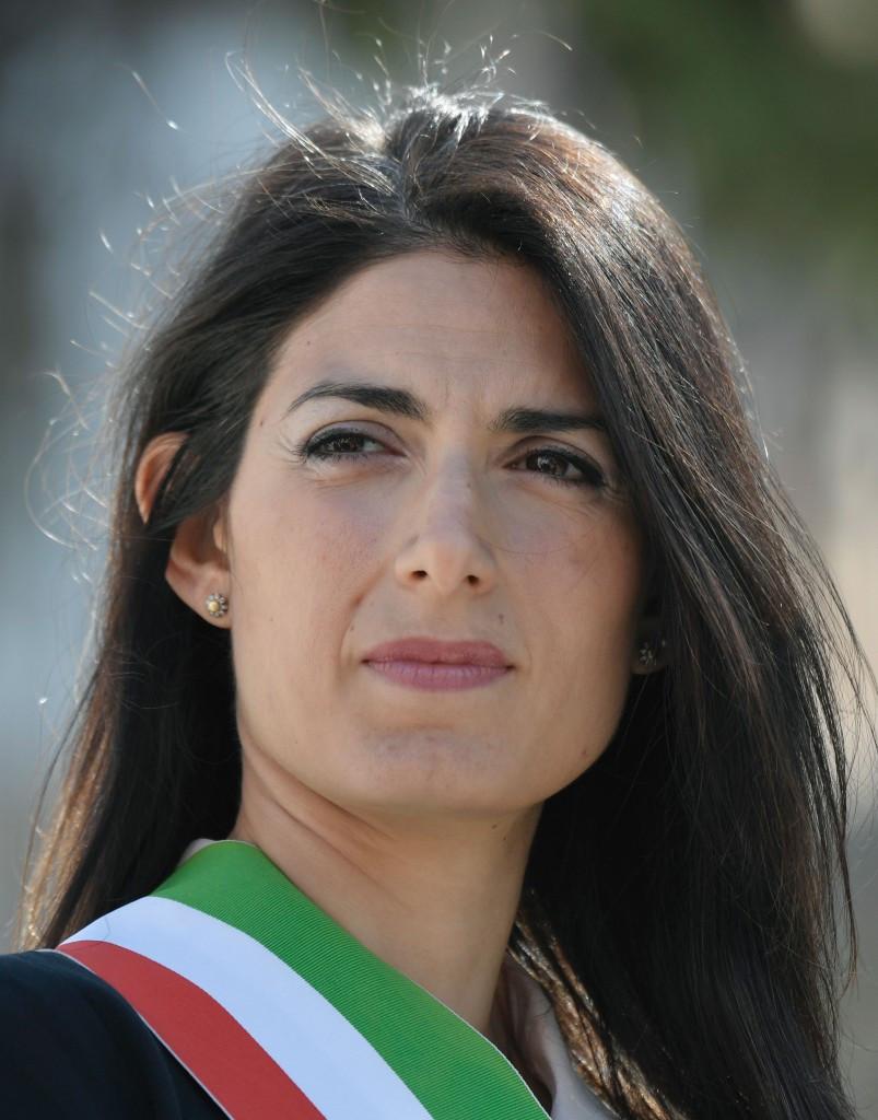 Virginia Raggi doomed the Rome 2024 bid ©Getty Images