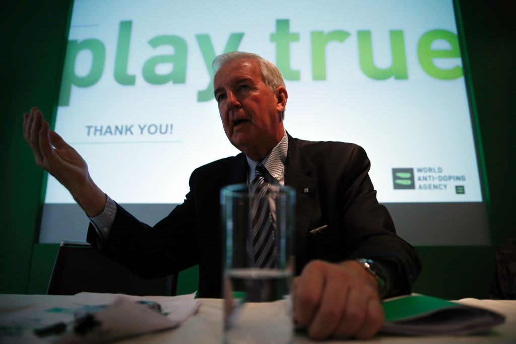 "Sir Craig urges IFs to ""fulfil obligations"" of WADA Code by not awarding Russia major events"