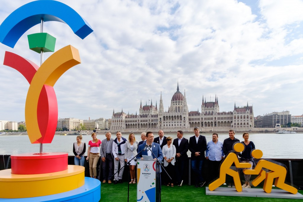Budapest 2024 open interactive visitor centre to promote bid