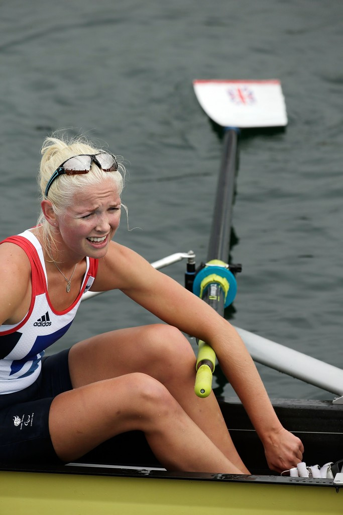 Great Britain break world record mixed cox four time again to win Para-rowing World Cup gold