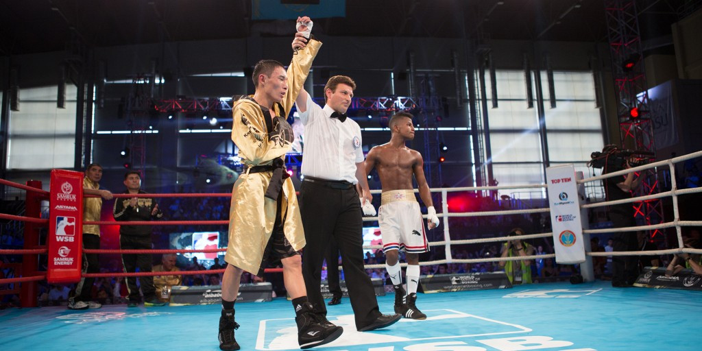Astana Arlans Kazakhstan hold advantage ahead of World Series of Boxing Final second leg