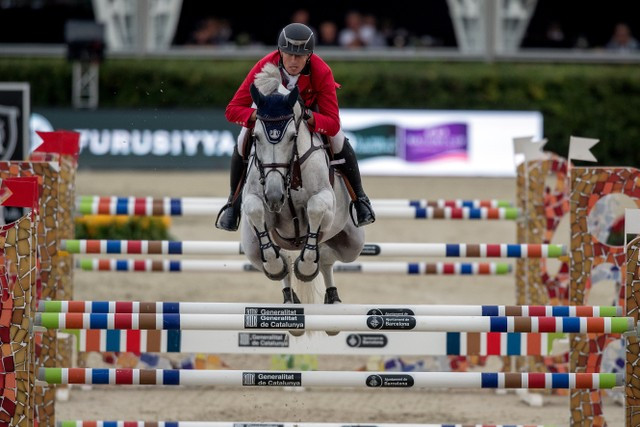 Eight nations progress to FEI Nations Cup Jumping final but Olympic champions France are eliminated