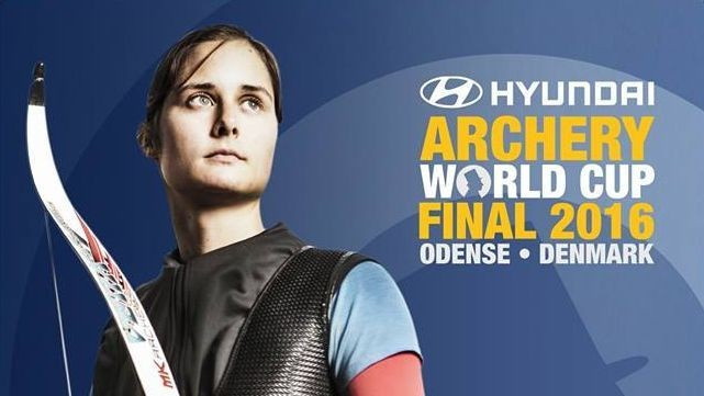 Olympic champions head entries for Archery World Cup final