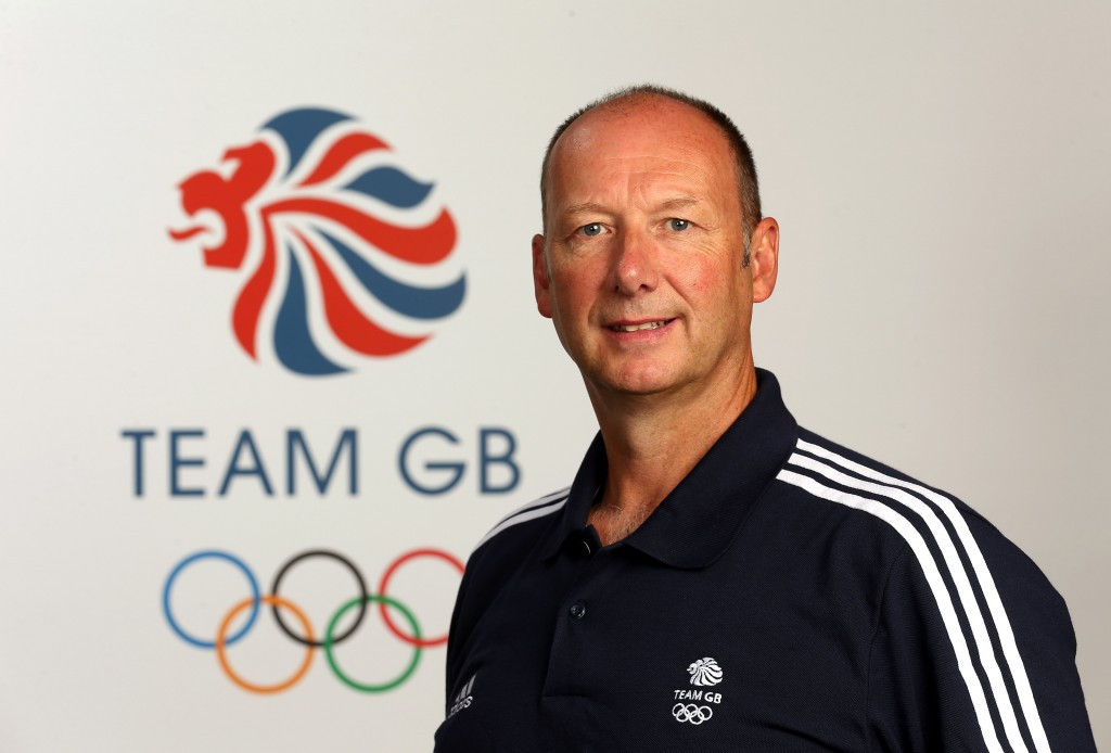 Hay appointed Team GB Chef de Mission for Pyeongchang 2018