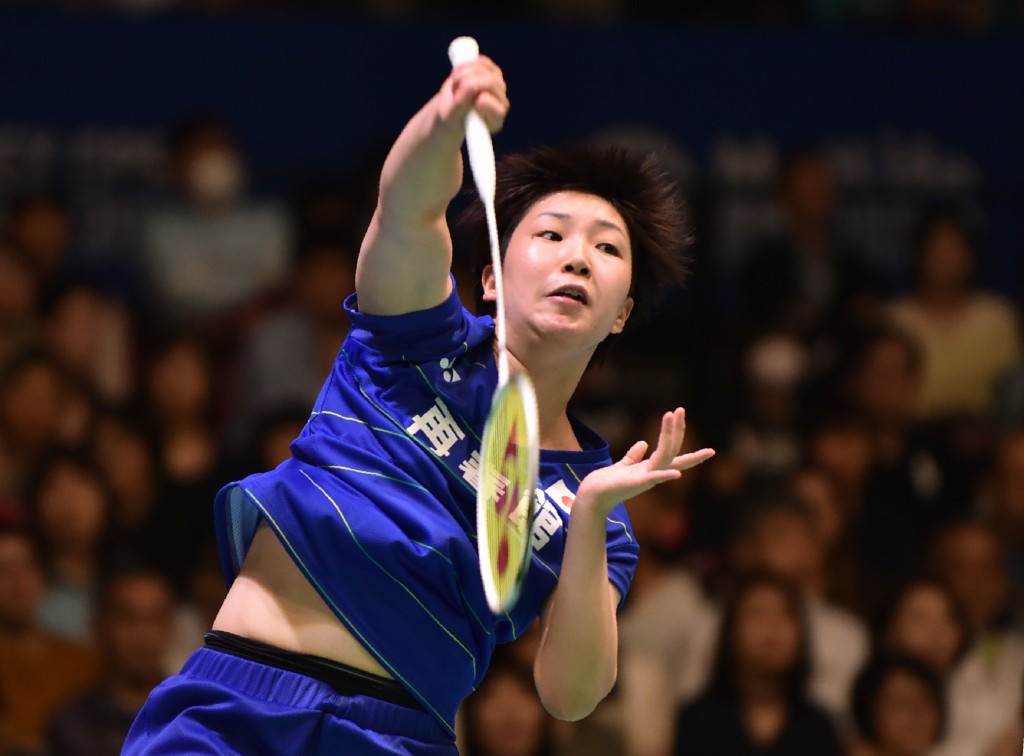 Top women's players depart as BWF Japan Super Series continues in Tokyo