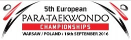 Six gold medals for Russia at European Para-Taekwondo Championships