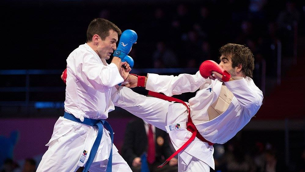 Record number of entrants for Karate1 Premier League in Hamburg