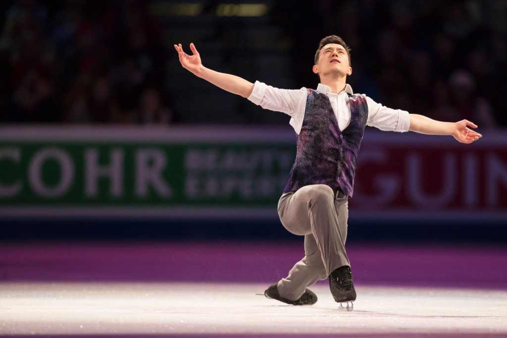 Patrick Chan has won three world titles and has two Olympic silver medals ©Getty Images