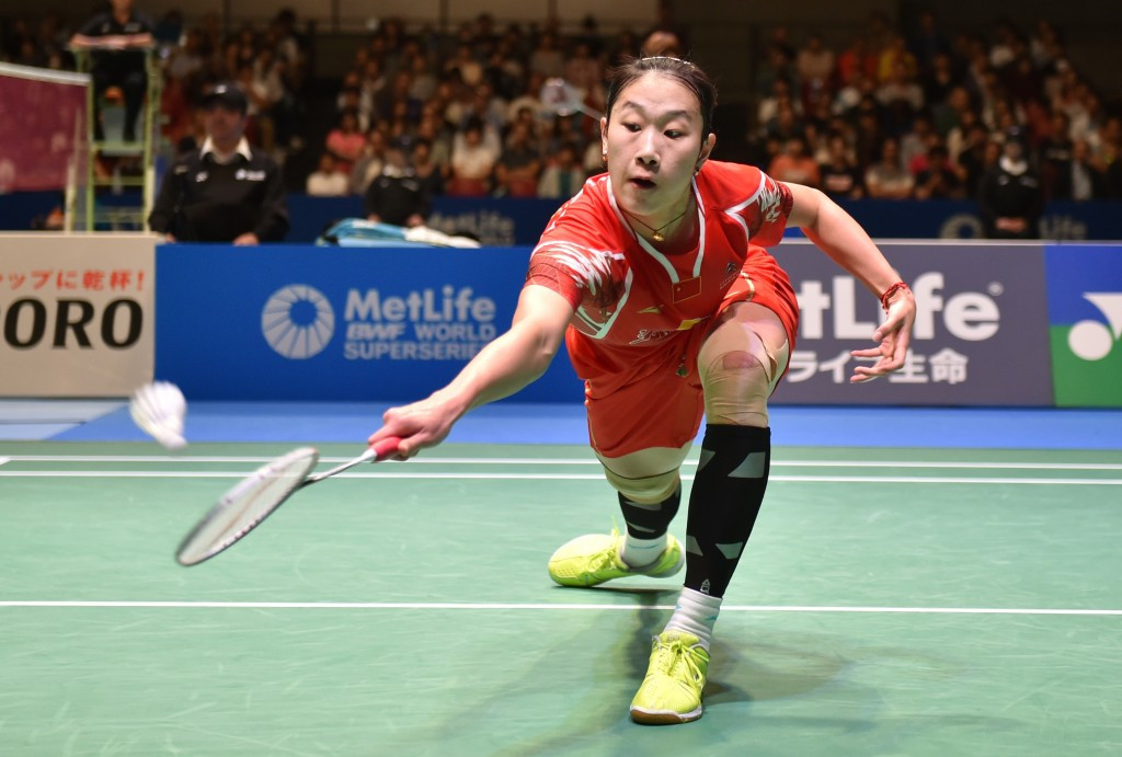 All-Chinese women's final booked at BWF Japan Super Series as home players lose