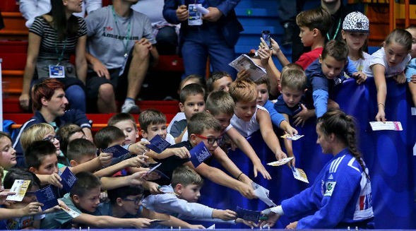 Croatian forgets Rio 2016 disappointment with home gold on second day of IJF Zagreb Grand Prix