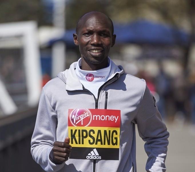 Kipsang targets regaining world record at Berlin Marathon