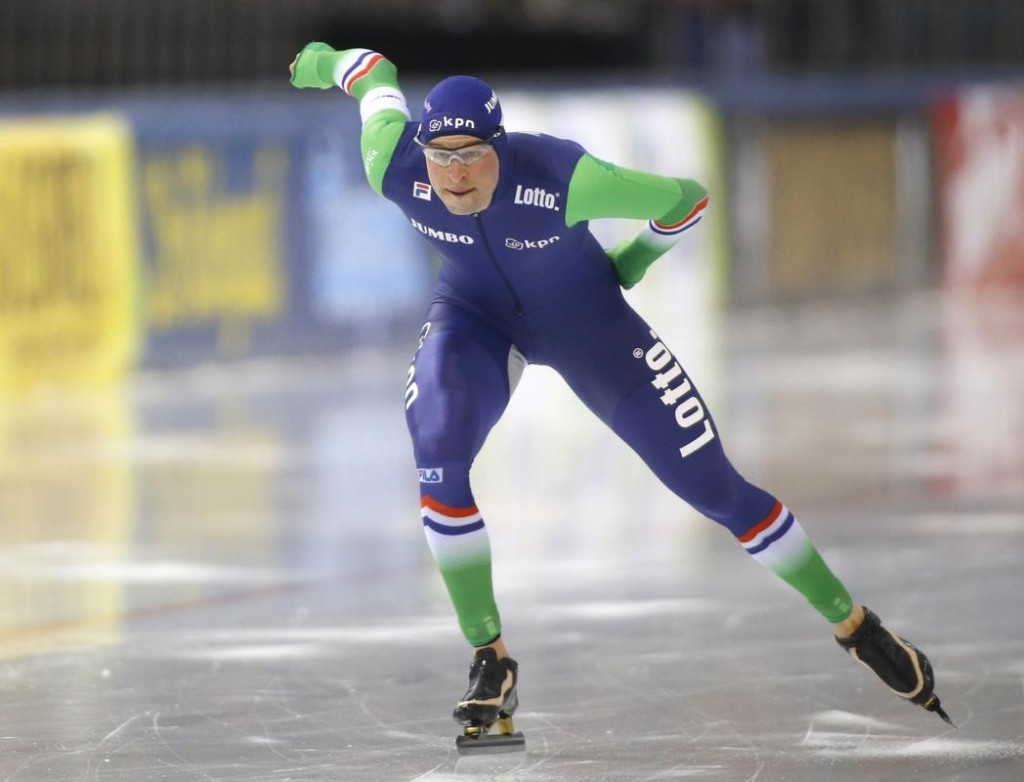Minsk held the  2016 European Speed Skating Championships, where the men's event was won by The Netherlands Sven Kramer for the eighth time ©Getty Images